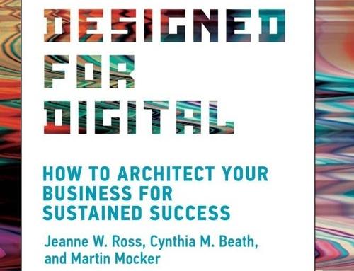 Designed for Digital by Jeanne Ross