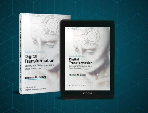 Digital Transformation: Survive and Thrive in an Era of Mass Extinction by Thomas M. Siebel