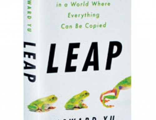 Leap Strategy: How to Thrive in a World Where Everything Can Be Copied