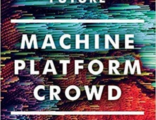 Harnessing our Digital Future (machines, platforms crowds)
