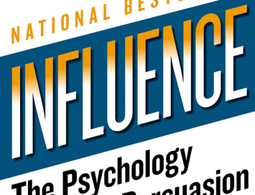 """""""Influence"""", the classic book on persuasion, explains the psychology of why people say """"yes"""" – and how to apply these understandings. Dr. Robert Cialdini"""