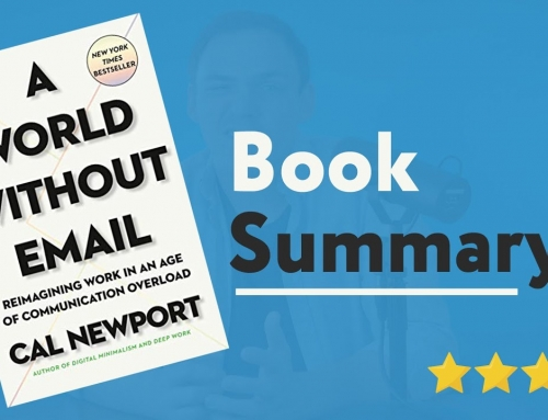 Cal Newport: Why We NEED A World Without Email